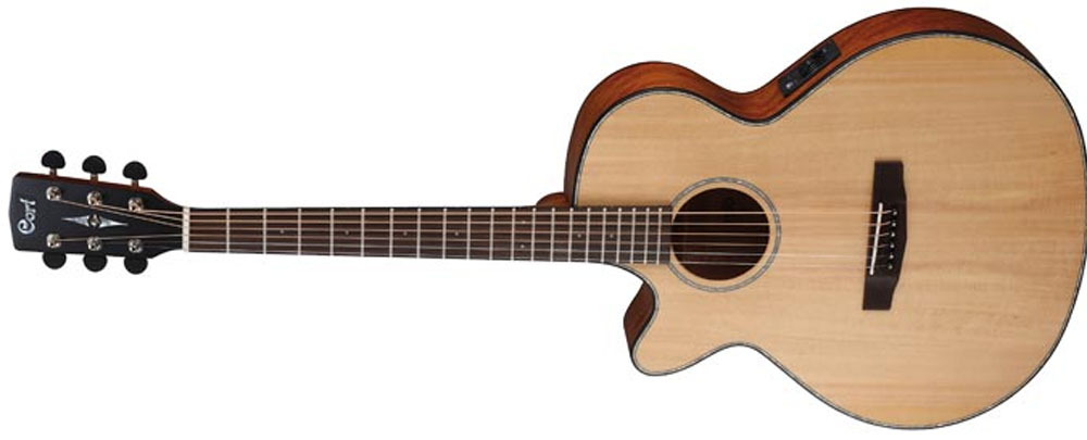guitare folk Cort
